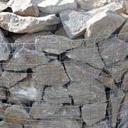 Бутовый камень натуральный для ландшафта песчаник фото