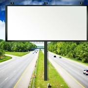 Рекламные щиты, билборды, бигборды фото