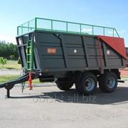Полуприцеп тракторный самосвальный ПТ-15С фото