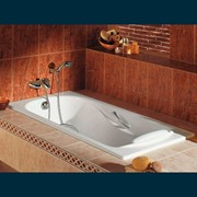 Наливная ванна фото