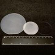 Подложки для оптоэлектроники диаметром от 25 до 250 мм и толщиной до 1...2 мм. фото