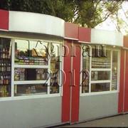 Торговые павильоны и киоски для продажи мяса фото