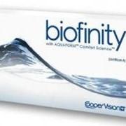 Линзы контактные Cooper Vision Biofinity фото