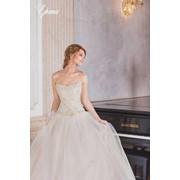 Свадебное платье. Ерта. фото