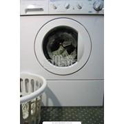 Машина стиральная фото