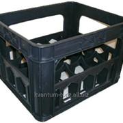 Ящик вино-водочный 0.5, 0.7 ПНД фото