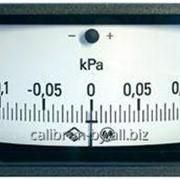 Поверка тягонапорометров фото