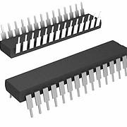 Микросхема PIC18F23K20-I/SP, DIP-28 фото