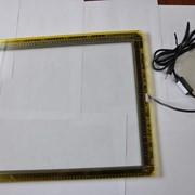 Сенсорные стекла на основе инфракрасной технологий не бояться воды, снега, грязи, пыли, ударов и др. фото