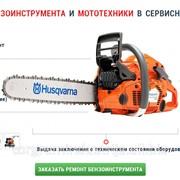 Ремонт бензоинструмента: триммера, бензопилы, газонокосилки, бензореза, бензокосы, бензоножниц, высотореза фото