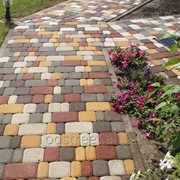 Тротуарная плитка С.Т. фото