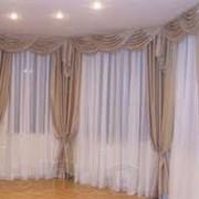 Индивидуальный пошив штор фото
