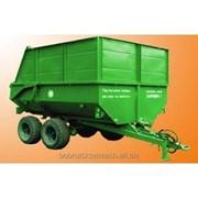 Полуприцеп самосвальный тракторный ПСТ-7-I фото
