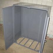 Шкафы для баллонов (шкафи для газовых балонов) фото