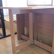 Стол обеденный раскладной (стол-книга) фото