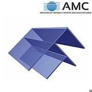 Профиль поликарбонатный У4-6*6м перпендикурярно-угловой фото