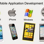 Разработка Мобильных приложений фото