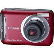 Цифровой фотоаппарат Canon PowerShot A495 фото