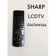 Пульт SHARP LCDTV GA 574 WJSA оригинальный фото