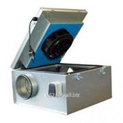Вентилятор канальный SYSTEMAIR KVKEв шумоизолированном корпусе фото