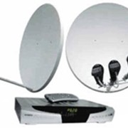 Спутниковое телевидение с установкой фото