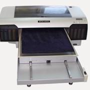 Принтер текстильный DTX-400 CMYK + White фото