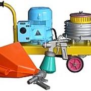 Агрегаты окрасочные низкого давления СО-257М, СО-257М-01 фото