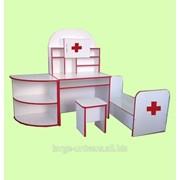 Мебель для детского сада Больница фото