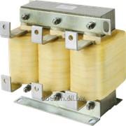 Дроссель сетевой ACL-0050-EISH-EM35B для частотного преобразователя 18,5кВт, ток 50А фото