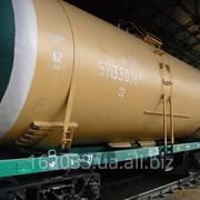 Нефтебензиновые цистерны модели 15-1443 фото