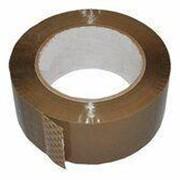 Скотч Remontix 50мм*66м*40мкм, коричневый /36/ фото
