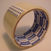 Клейкая лента (скотч упаковочный) 48мм*25м,40мк,прозрачная,Klebebander арт.212 фото