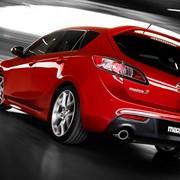 Автомобиль спортивный хетчбек Mazda 3 MPS 2.3 DISI Turbo, 260л.с фото