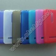 Силиконовый чехол Nokia Asha 210 фото