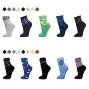 Изделия чулочно-носочные хлопчатобумажные Классик от производителя оптом (носки, колготки) фото