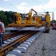 Изготовление техпаспорта железнодорожных путей фото