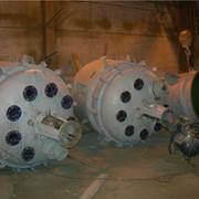 Аппараты с перемешивающим устройством (эмалированные реакторы) фото