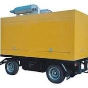 Дизель генератор передвижной UND 35 фото
