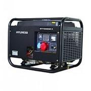 Бензиновый генератор Hyundai HY 7000SE-3 фото