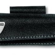 4.0520.3H POUCH Victorinox чехол для ножа, Кожа, На пояс, Чёрный фото