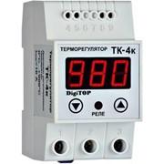 Цифровой терморегулятор DigiTOP ТК-4К с датчиком ТХА фото