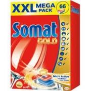 Таблетки для посудомоечных машин Somat Голд 66 шт (9000100930680) фото