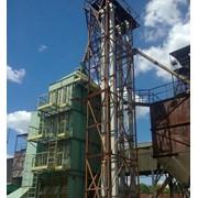 Зерносушильный комплекс на базе сушилки СЗК-30, топливо - жидкое фото