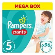 Pampers трусики Pants 5 (12-18 кг) 96 шт. фото