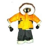 Одежда детская теплая Зима 2012 фото