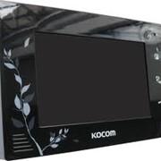 Видеодомофон (черный) фото