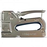 Сибртех Степлер мебельный, металлический, регулируемый, тип скобы: 53, 4-14 мм Сибртех фото