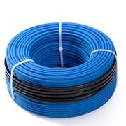 Тонкий греющий кабель 18Вт фото