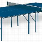 Теннисный стол складной Старт Лайн Start Line-Hobby sportsman фото