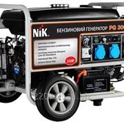 Генератор бензиновый NIK PG3000 144079 фото